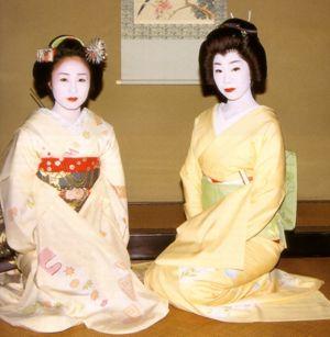 Geisha Coiffure Centerblog